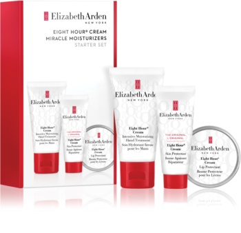 Elizabeth Arden Eight Hour Cream Miracle Moisturizers kit di cosmetici I.