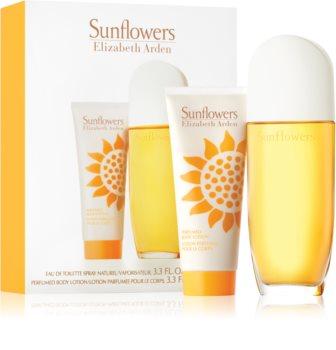 Elizabeth Arden Sunflowers coffret II.