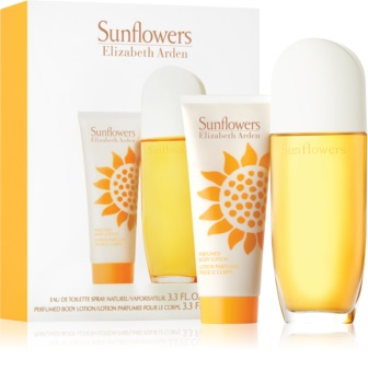 Elizabeth Arden Sunflowers Gift Set II.