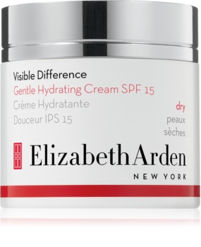 Elizabeth Arden Visible Difference Gentle Hydrating Cream crema de zi hidratanta SPF 15
