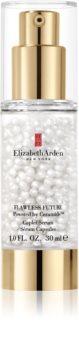 Elizabeth Arden Flawless Future Caplet Serum Feuchtigkeitscreme  und aufhellendes Serum mit Ceramiden