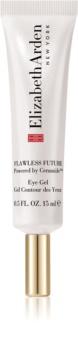 Elizabeth Arden Flawless Future Eye Gel očný gél s ceramidmi proti opuchom a tmavým kruhom