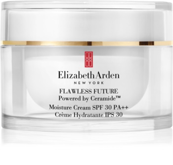 Elizabeth Arden Flawless Future Moisture Cream cremă hidratantă cu ceramide SPF 30