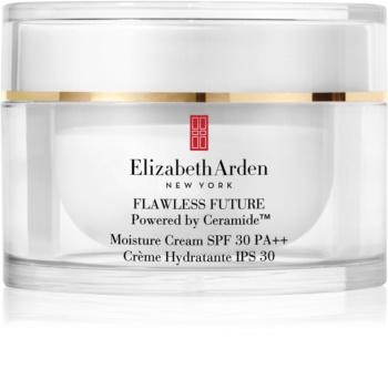 Elizabeth Arden Flawless Future Moisture Cream hydraterende gezichtscrème met ceramide SPF 30