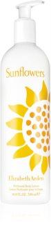 Elizabeth Arden Sunflowers Perfumed Body Lotion telové mlieko pre ženy 500 ml