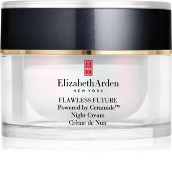 Elizabeth Arden Flawless Future Night Cream noční hydratační krém s ceramidy
