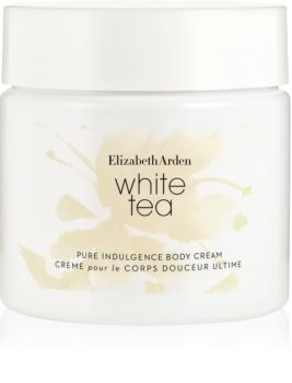 Elizabeth Arden White Tea Pure Indulgence Body Cream creme corporal para mulheres 400 ml