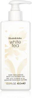 Elizabeth Arden White Tea Pure Indulgence Bath and Shower Gel Douchegel voor Vrouwen  400 ml