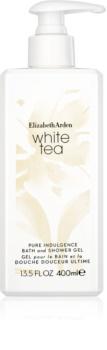 Elizabeth Arden White Tea Pure Indulgence Bath and Shower Gel gel za prhanje za ženske 400 ml