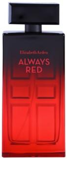Elizabeth Arden Always Red toaletní voda pro ženy 100 ml