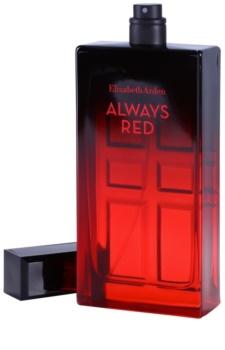 Elizabeth Arden Always Red Eau de Toilette para mulheres 100 ml