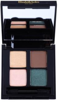 Elizabeth Arden Beautiful Color Eye Shadow Quad paleta očných tieňov