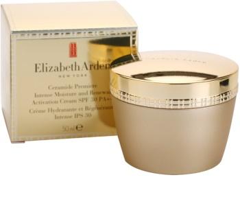 Elizabeth Arden Ceramide Premiere Intense Moisture and Renewal Activation Cream intenzív hidratáló krém