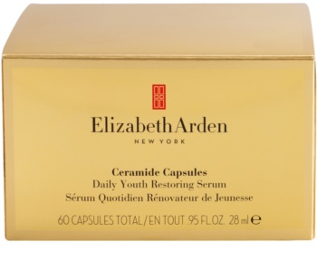 Elizabeth Arden Ceramide Capsules Daily Youth Restoring Serum pleťové sérum v kapsuliach