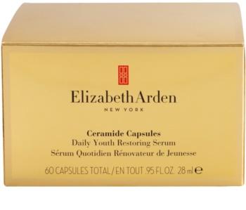 Elizabeth Arden Ceramide Capsules Daily Youth Restoring Serum sérum visage en capsules
