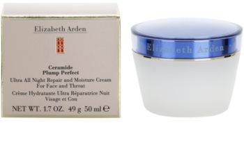 Elizabeth Arden Ceramide Plump Perfect Ultra All Night Repair and Moisture Cream erneuernde Nachtcreme