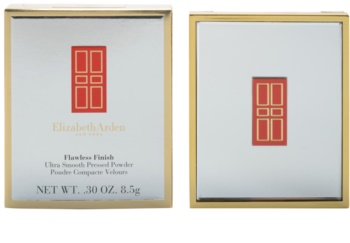 Elizabeth Arden Flawless Finish Ultra Smooth Pressed Powder jemný kompaktný púder