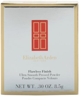 Elizabeth Arden Flawless Finish Ultra Smooth Pressed Powder делікатна компактна пудра