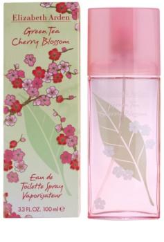 Elizabeth Arden Green Tea Cherry Blossom eau de toilette pour femme 100 ml