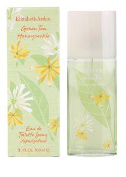 Elizabeth Arden Green Tea Honeysuckle eau de toilette pentru femei 100 ml