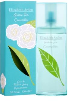 Elizabeth Arden Green Tea Camelia Eau de Toilette para mulheres 100 ml