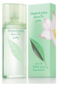 Elizabeth Arden Green Tea Lotus Eau de Toilette für Damen 100 ml