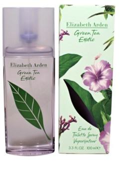 Elizabeth Arden Green Tea Exotic Eau de Toilette für Damen 100 ml