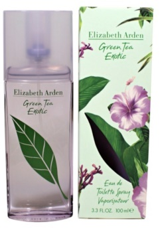 Elizabeth Arden Green Tea Exotic Eau de Toilette para mulheres 100 ml