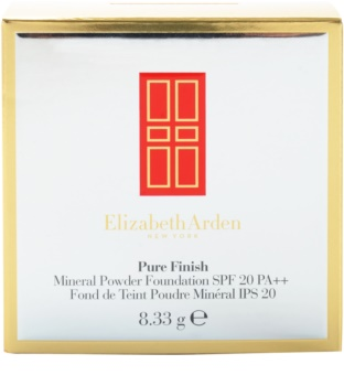 Elizabeth Arden Pure Finish Mineral Powder Foundation pudrasti make-up SPF 20