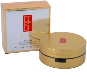 Elizabeth Arden Pure Finish Mineral Bronzing Powder компактна пудра-бронзантор