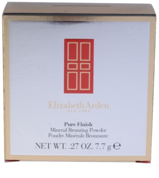 Elizabeth Arden Pure Finish Mineral Bronzing Powder bronzosító púder
