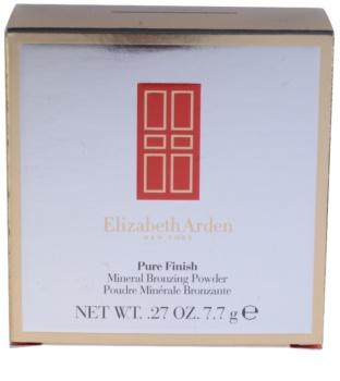 Elizabeth Arden Pure Finish Mineral Bronzing Powder bronzující pudr
