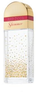 Elizabeth Arden Red Door Shimmer parfémovaná voda pro ženy 100 ml