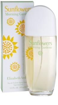 Elizabeth Arden Sunflowers Morning Garden woda toaletowa dla kobiet 100 ml