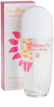 Elizabeth Arden Sunflowers Summer Bloom eau de toilette pentru femei 100 ml
