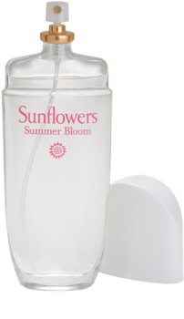 Elizabeth Arden Sunflowers Summer Bloom Eau de Toilette für Damen 100 ml