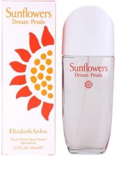 Elizabeth Arden Sunflowers Dream Petals Eau de Toilette für Damen 100 ml