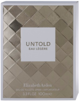 Elizabeth Arden Untold Eau Legere toaletní voda pro ženy 100 ml