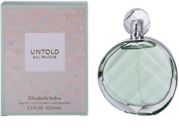 Elizabeth Arden Untold Eau Fraiche toaletná voda pre ženy 100 ml