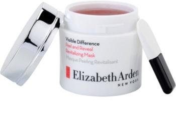 Elizabeth Arden Visible Difference Peel & Reveal Revitalizing Mask rewitalizująca maseczka typu peel-off