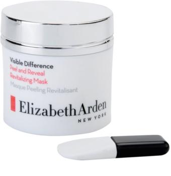 Elizabeth Arden Visible Difference Peel & Reveal Revitalizing Mask Peel-Off Peelingmaske mit Revitalisierungs-Effekt