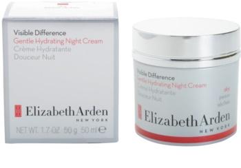 Elizabeth Arden Visible Difference Gentle Hydrating Night Cream noční hydratační krém pro suchou pleť