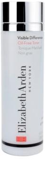 Elizabeth Arden Visible Difference Oil-Free Toner lotion tonique hydratante pour peaux grasses