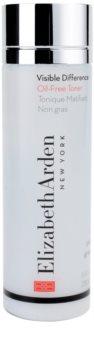 Elizabeth Arden Visible Difference Oil-Free Toner tónico hidratante para pieles grasas