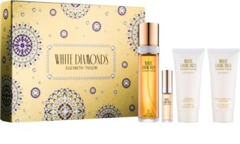 Elizabeth Taylor White Diamonds set cadou II.