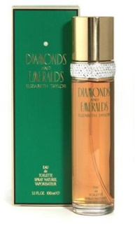 Elizabeth Taylor Diamonds and Emeralds eau de toilette hölgyeknek 100 ml