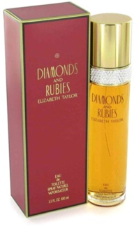 Elizabeth Taylor Diamonds and Rubies eau de toilette pentru femei 100 ml