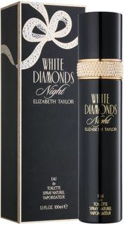 Elizabeth Taylor White Diamonds Night Eau de Toilette voor Vrouwen  100 ml