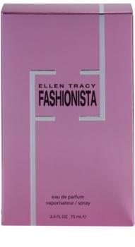 Ellen Tracy Fashionista eau de parfum nőknek 75 ml