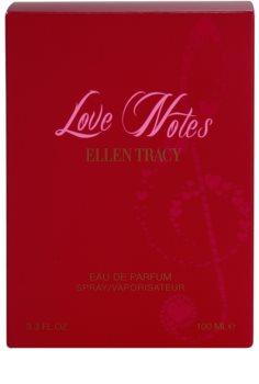 Ellen Tracy Love Notes eau de parfum nőknek 100 ml
